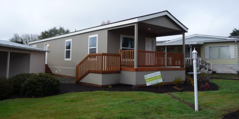 greenway 134 2 1 - New Manufactured Home in 55+ Community - Greenway #134 - $79,900