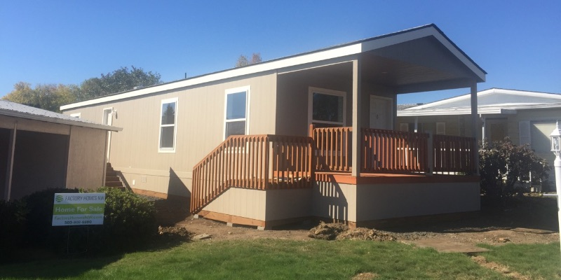 greenway134 1 1 - New Manufactured Home in 55+ Community - Greenway #134 - $84,000