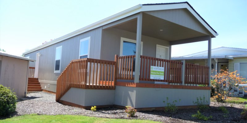 greenway134 1 2 - New Manufactured Home in 55+ Community - Greenway #134 - $75,900