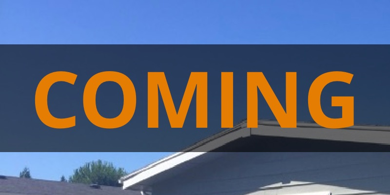 coming soon - Canby Manor #33 - Coming Soon