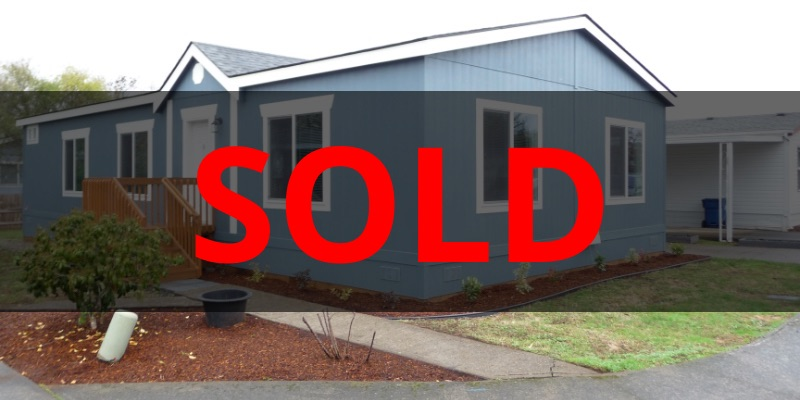 evergreen 35 sold - Evergreen Estates - #35 - $109,000